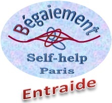 logos de l'Association Self-help Paris bégaiement réunion